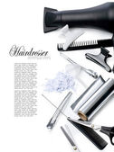 Fotografie hairdresser Accessories