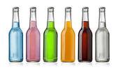 šťáva láhev