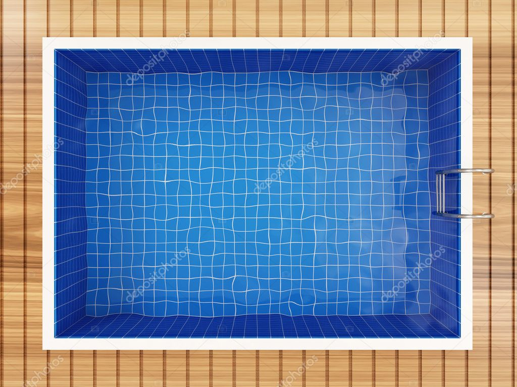 Swimming Pool Top View Stock Photo 169 Ras Slava 17691425