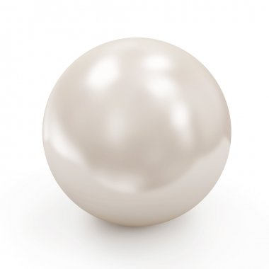 Shiny White Pearl
