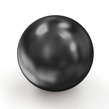 Shiny Black Pearl