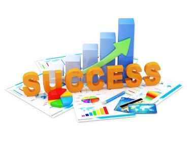 Business Success Concept.