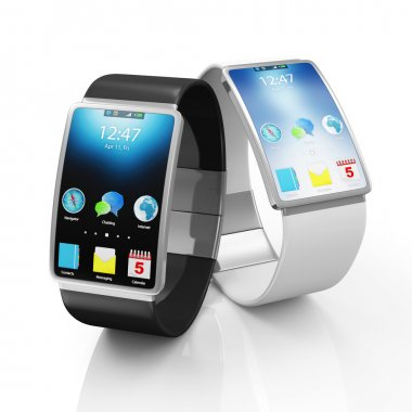Modern Smart Watches