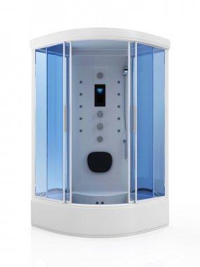 Modern Shower Cabin