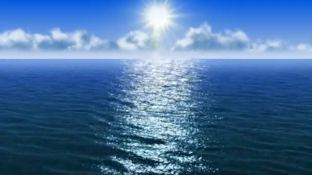 Přelet nad hladinu oceánu
