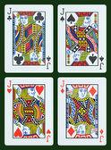 Hrací karty - jack