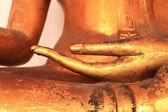 Fotografie obraz Buddhy ruku v wat pho