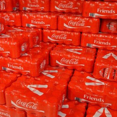 Coca Cola Friends