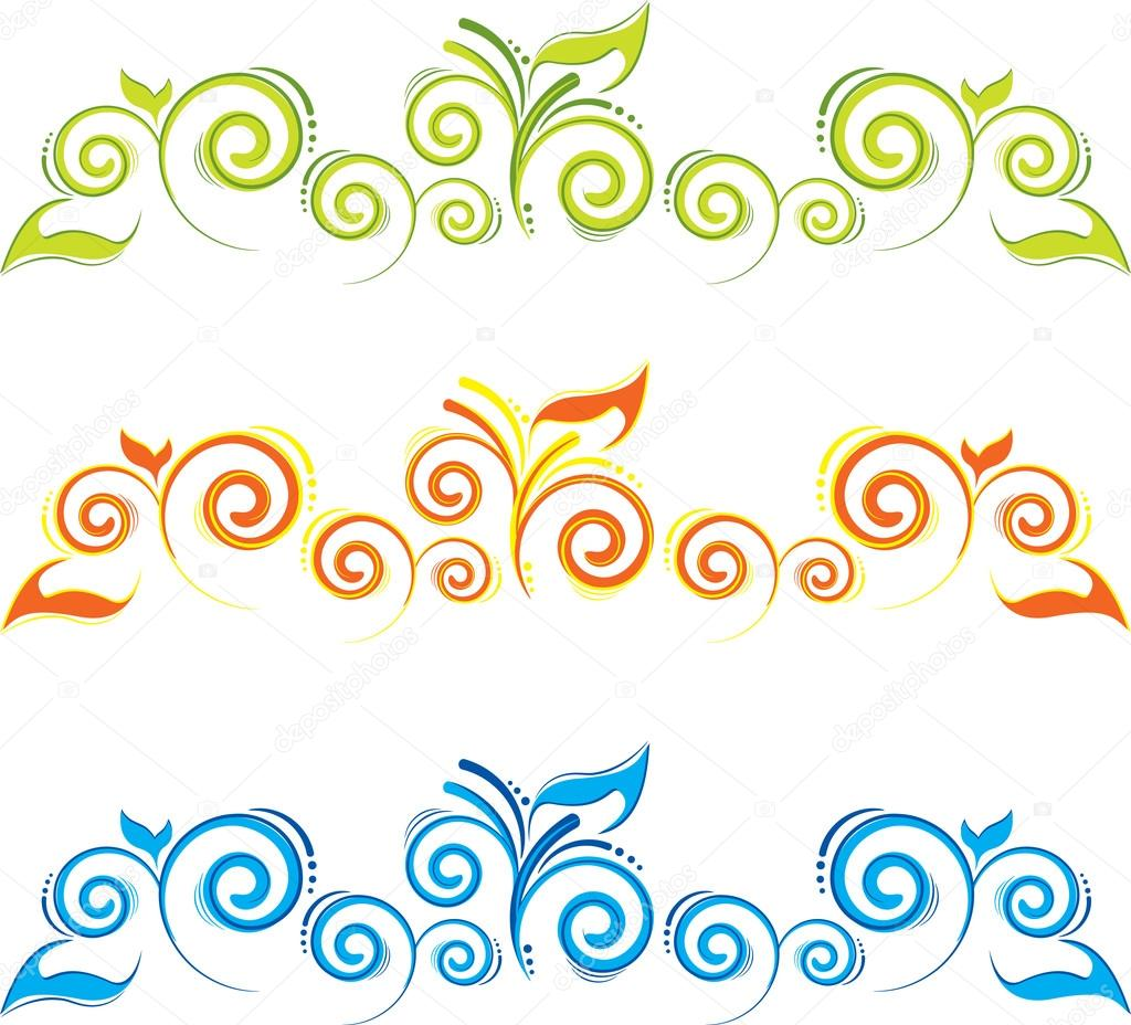 Swirl floral bordereps stock vector panambapro 12080362 swirl floral bordereps stock vector thecheapjerseys Image collections