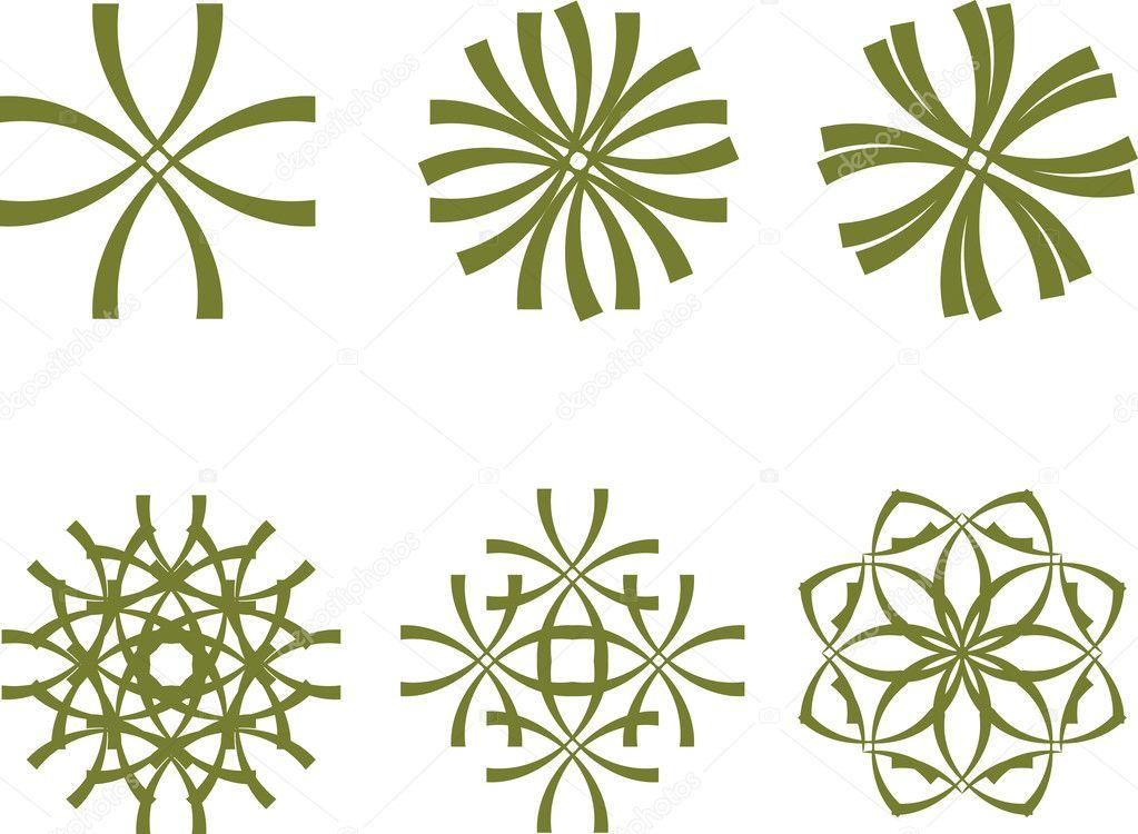 Символы цветов