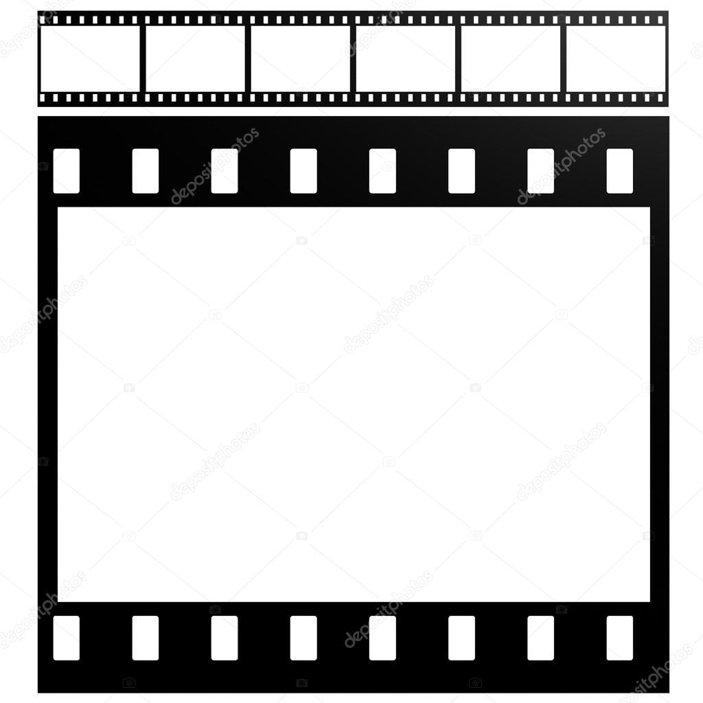 el tiro, cine, película negativa, cinta, la película — Foto de stock ...