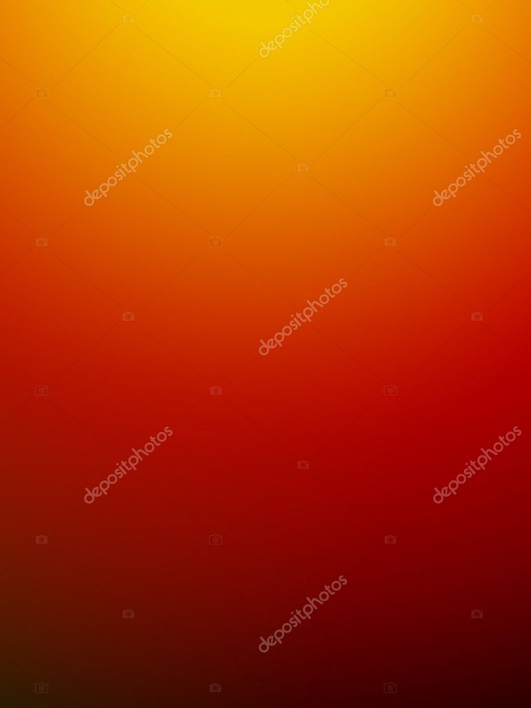 Abstract orange gradient background