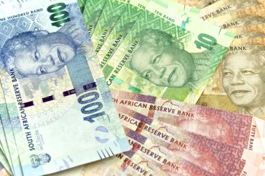 New Bank Notes, ,South African