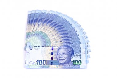South African, New one hundred bank notes