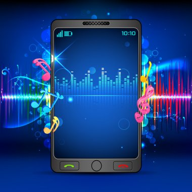Music on Mobile Phone