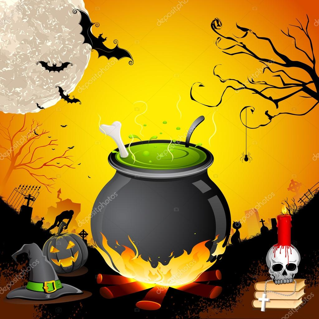 Collection of Halloween Cauldron - Best Fashion Trends and Models