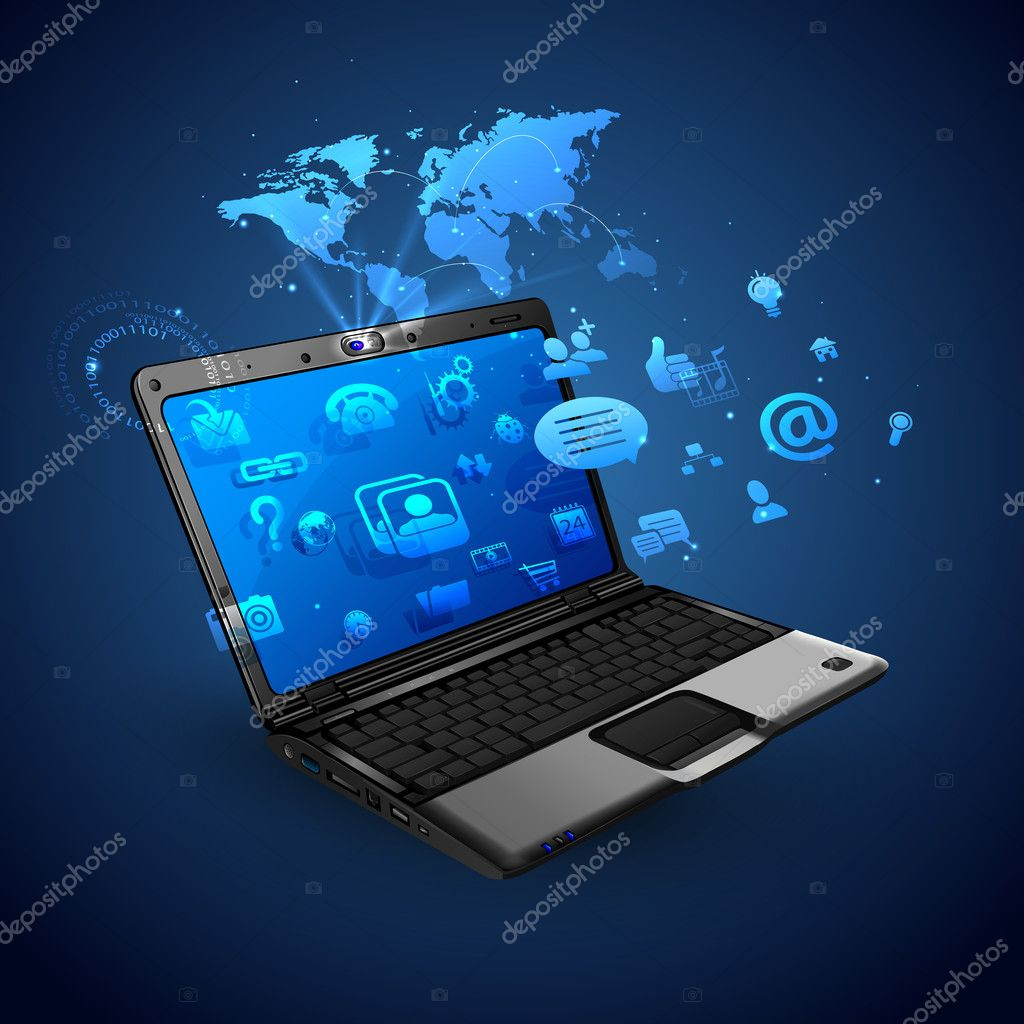 Laptop Application