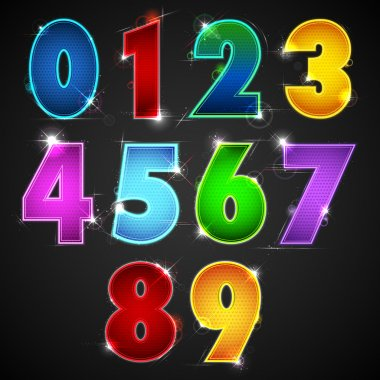 Glowing Number