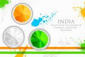 Fotografia colori dellindia