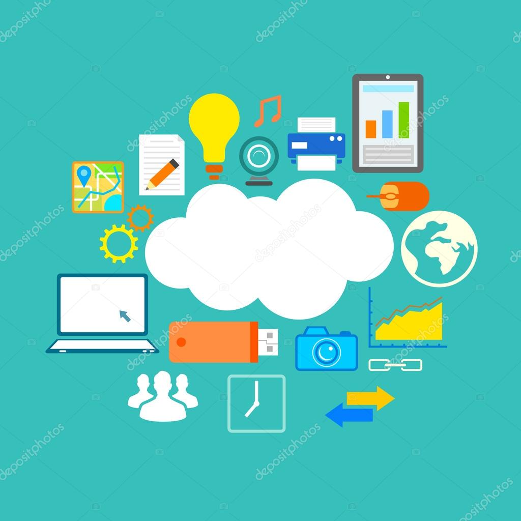 Flat Technology Design of CLoud COmputing