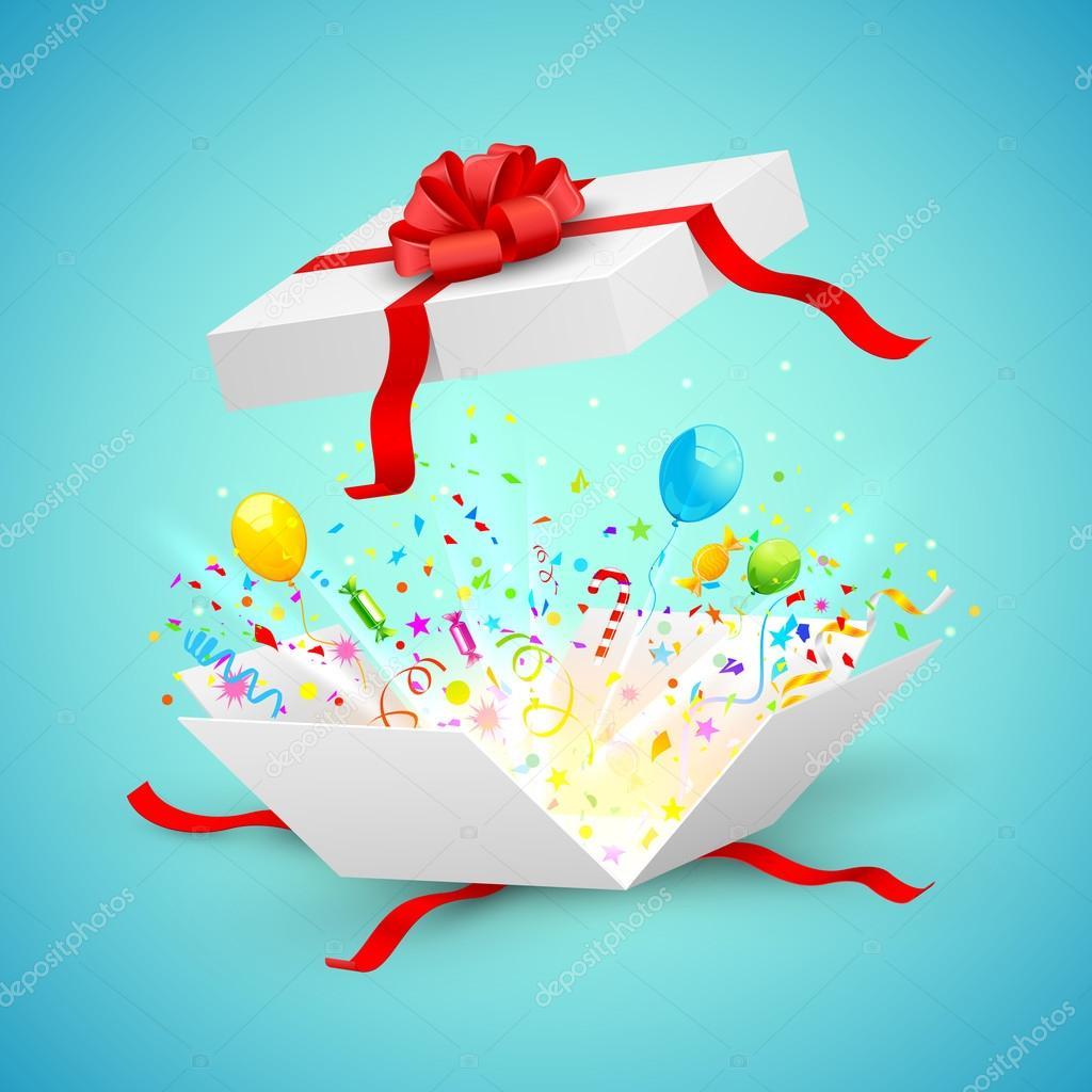Celebration Surprise Gift