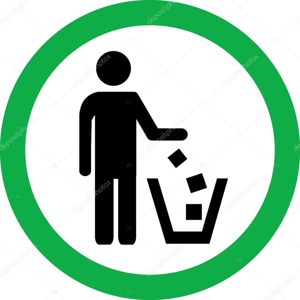 littering #hashtag