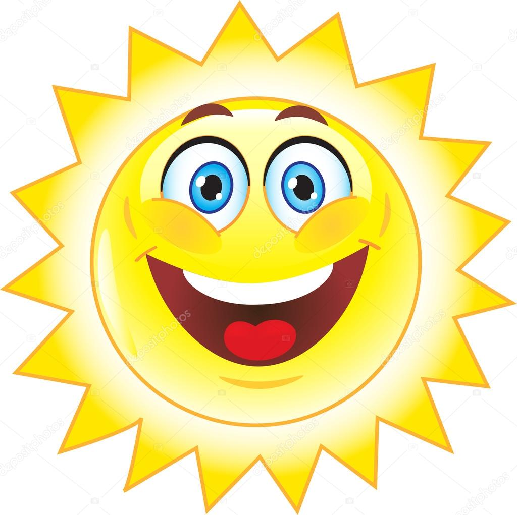 Sun, Smile. symbol