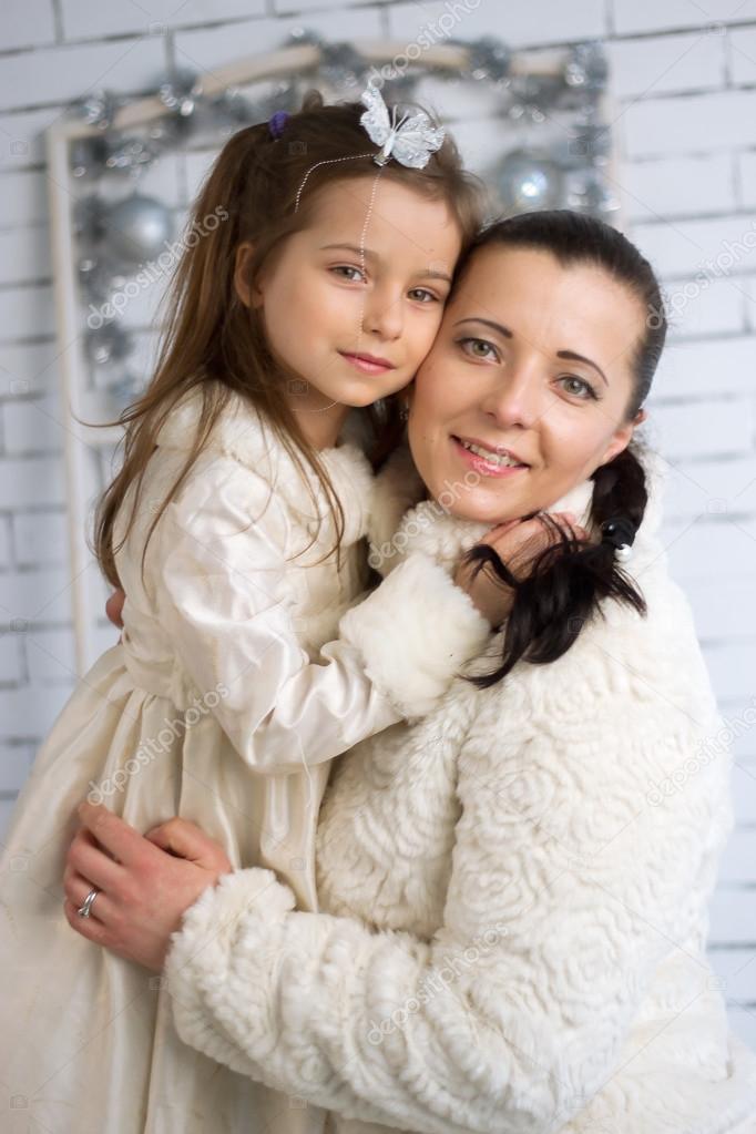 Máma na mamince lesbičky