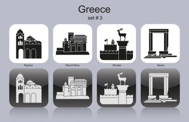 Icons of Greece