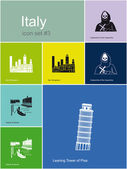 Fotografie Symbole von Italien