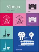 ikony z Vídně