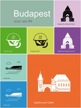 Icons of Budapest