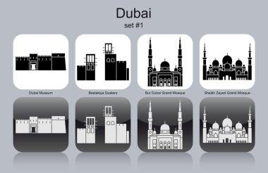 Icons of Dubai