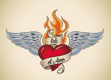Odi et Amo (I hate and I love)