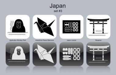 Icons of Japan