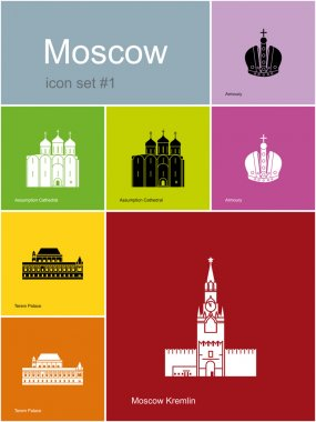 Icons of Moscow