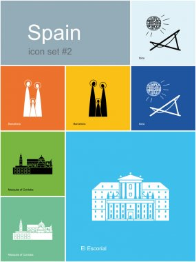 Icons of Spain