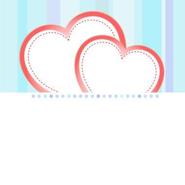 valentine love heart romantic birthday background