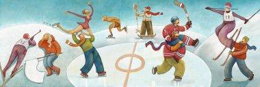 Winter olympic sport