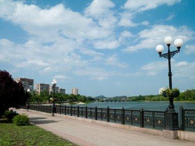 cityscape of Donetsk