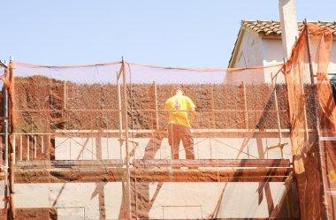 Rehabilitation of a facade