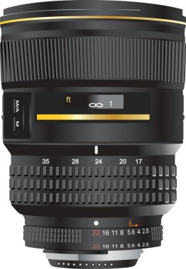 wide zoom lens