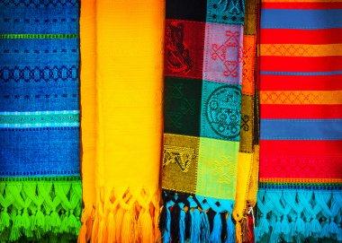 Traditional mexican neckerchief