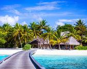 Fotografie luxusní beach resort