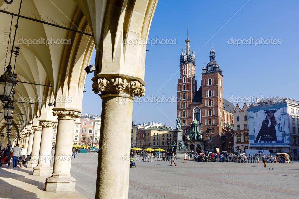 Incontri a Cracovia Polonia Jei Mir risalente