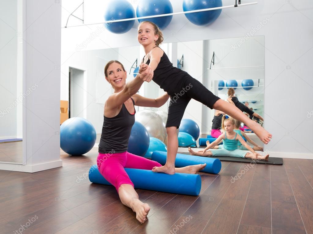 Çocuklar için aerobik