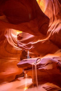 Antelope Canyon Arizona on Navajo land near Page