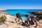 Menorca Cala des Talaier beach in Ciutadella at Balearic