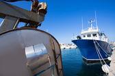 Formentera Marina Trawler Fischerboote