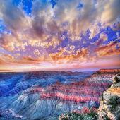 Arizona slunce grand canyon národní park matka bod nám